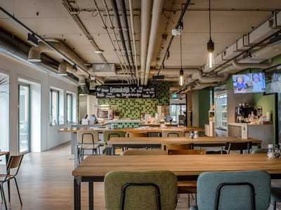 Restaurant Leiden Key-Point | Crown Business Center | Office & Meetings