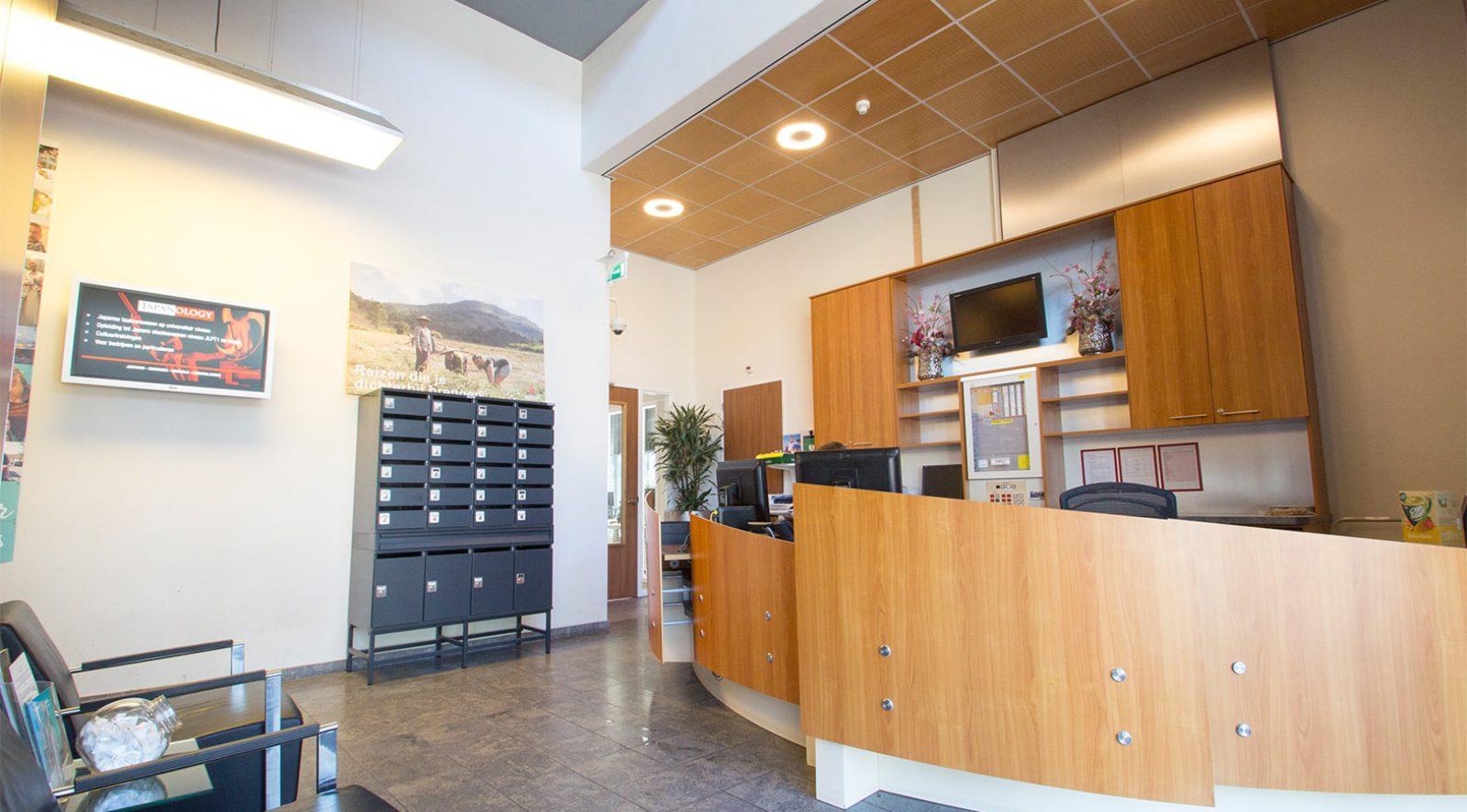 Kantoor huren in Leiden | Crown Business Center Lammenschans
