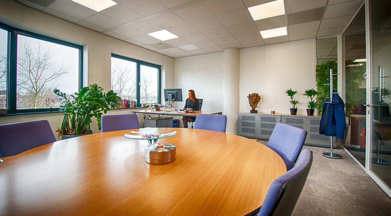 Kantoorruimte huren | Crown Business Center Leiden Key-Point