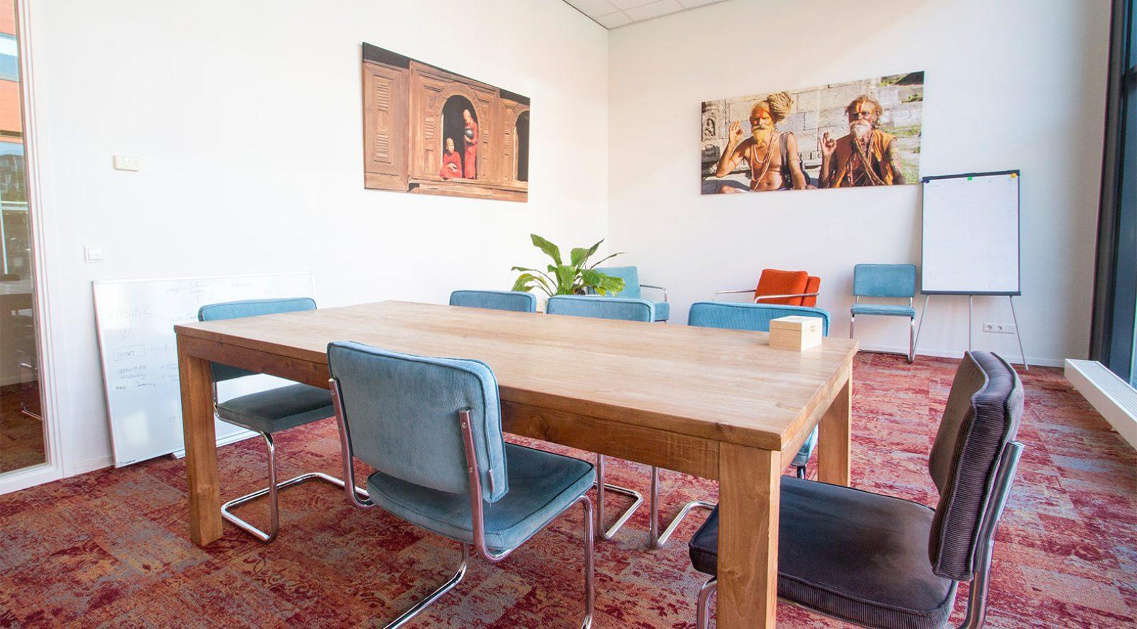 Kantoor Leiden | Crown Business Center Lammenschans