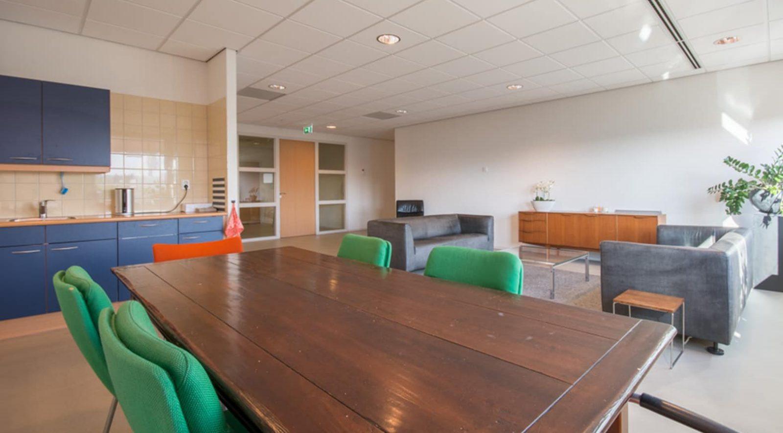 Crown Business Center Haarlem II | Kantoor huren