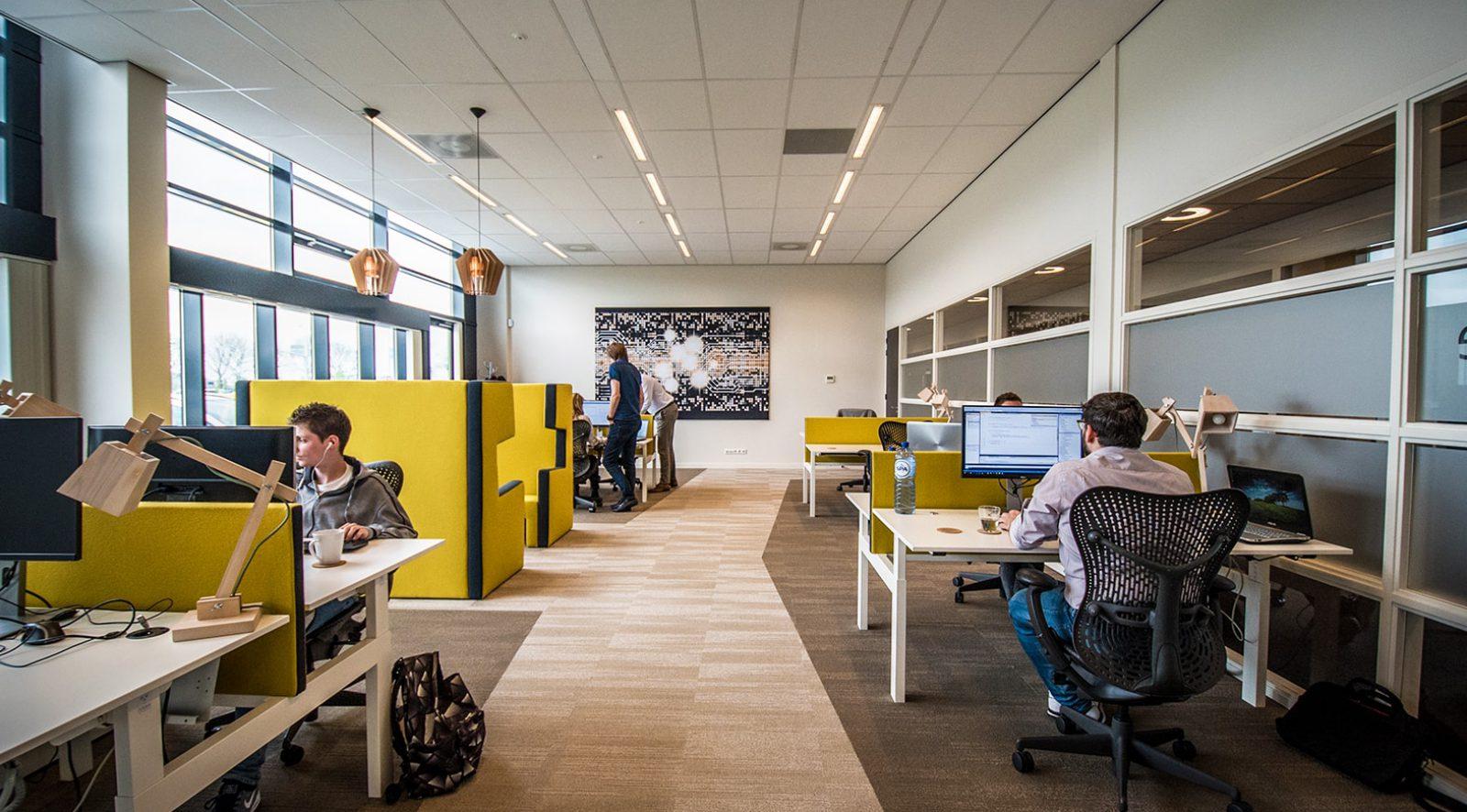 Kantoor huren Alphen aan den Rijn | Crown Business Center Alphen aan den Rijn