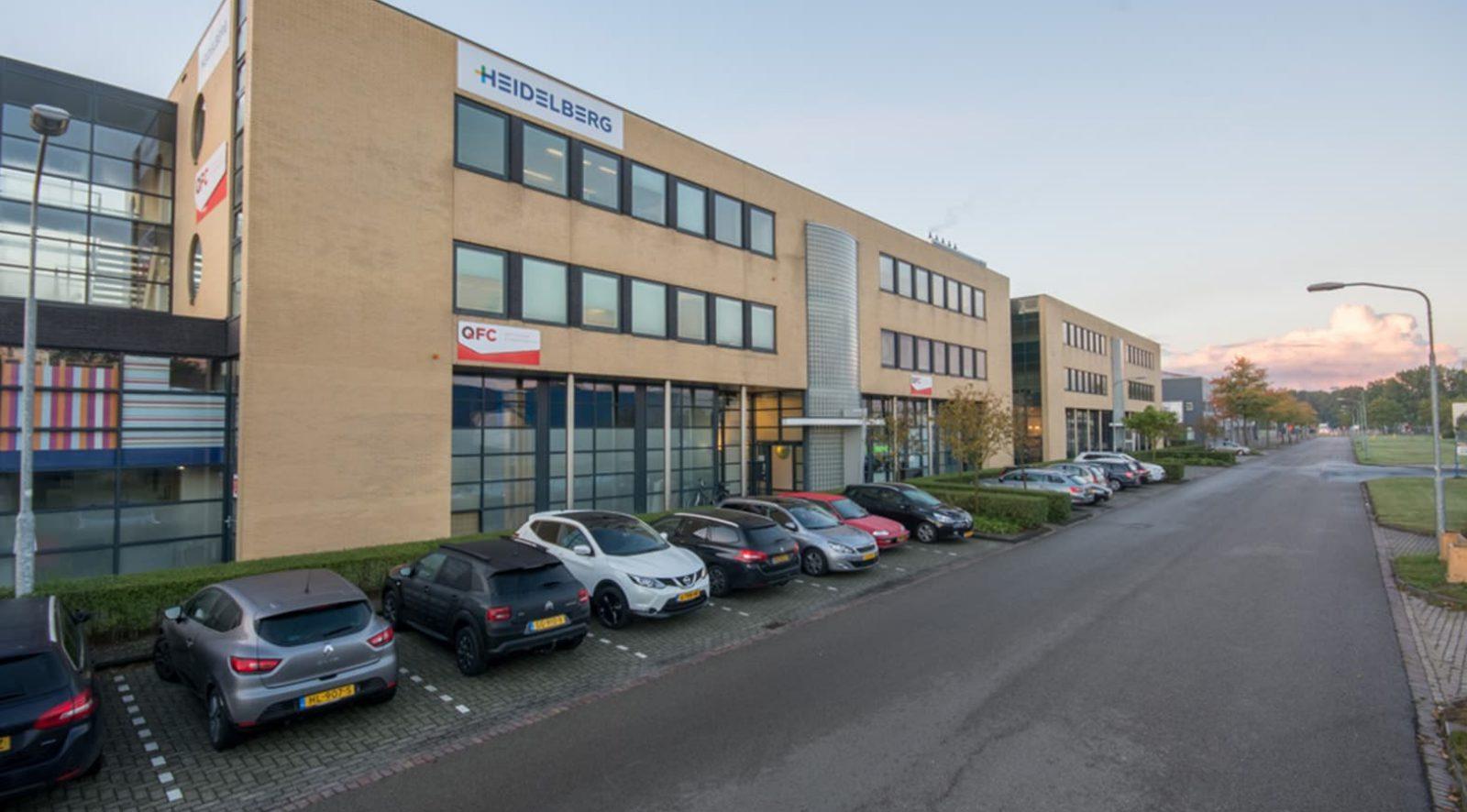Crown Business Center II in Haarlem