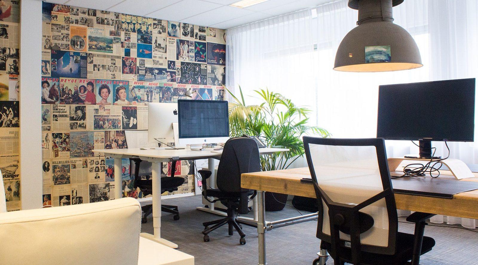 Bedrijfsruimte | Crown Business Center Haarlem
