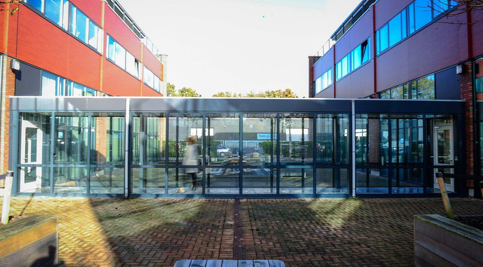 Kantoor huren in Leiden Lammenschans | Crown Business Center Lammenschans