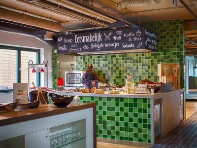 Crown Restaurant | Crown Business Center Leiden Key-Point