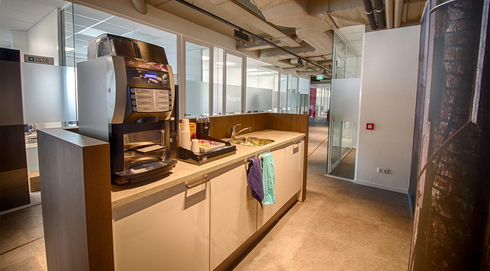 Pantry   Kantoorruimte   Crown Business Center Leiden Key-Point