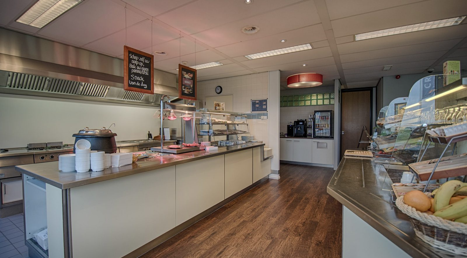 Restaurant | Crown Business Center Bodegraven