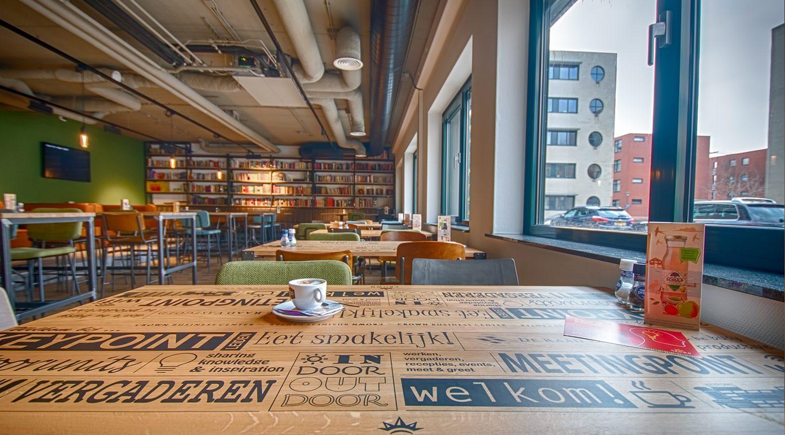 Restaurant   Crown Business Center Leiden Key-Point