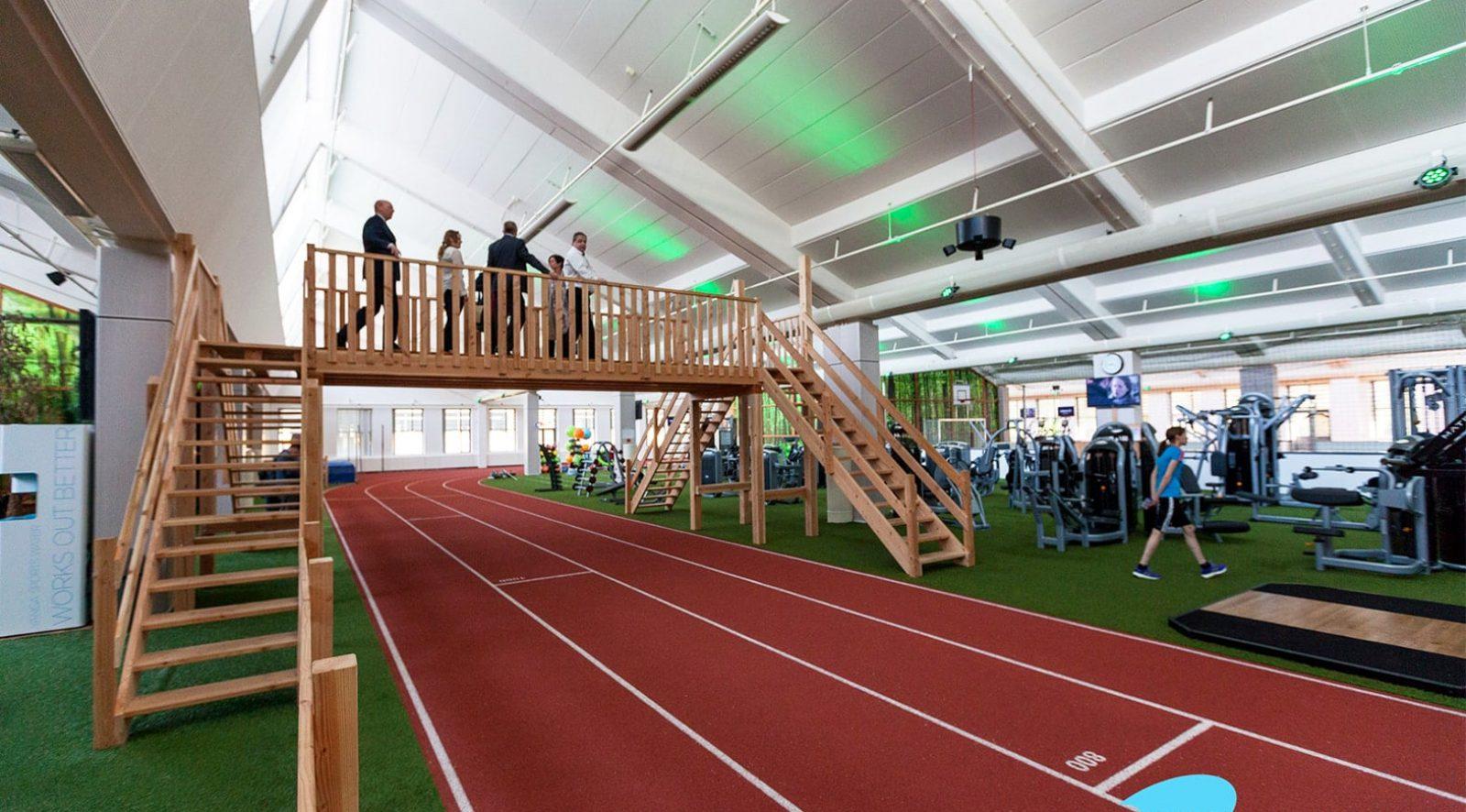 Faciliteiten in Gilze-Rijen | Crown Business Center Gilze-Rijen