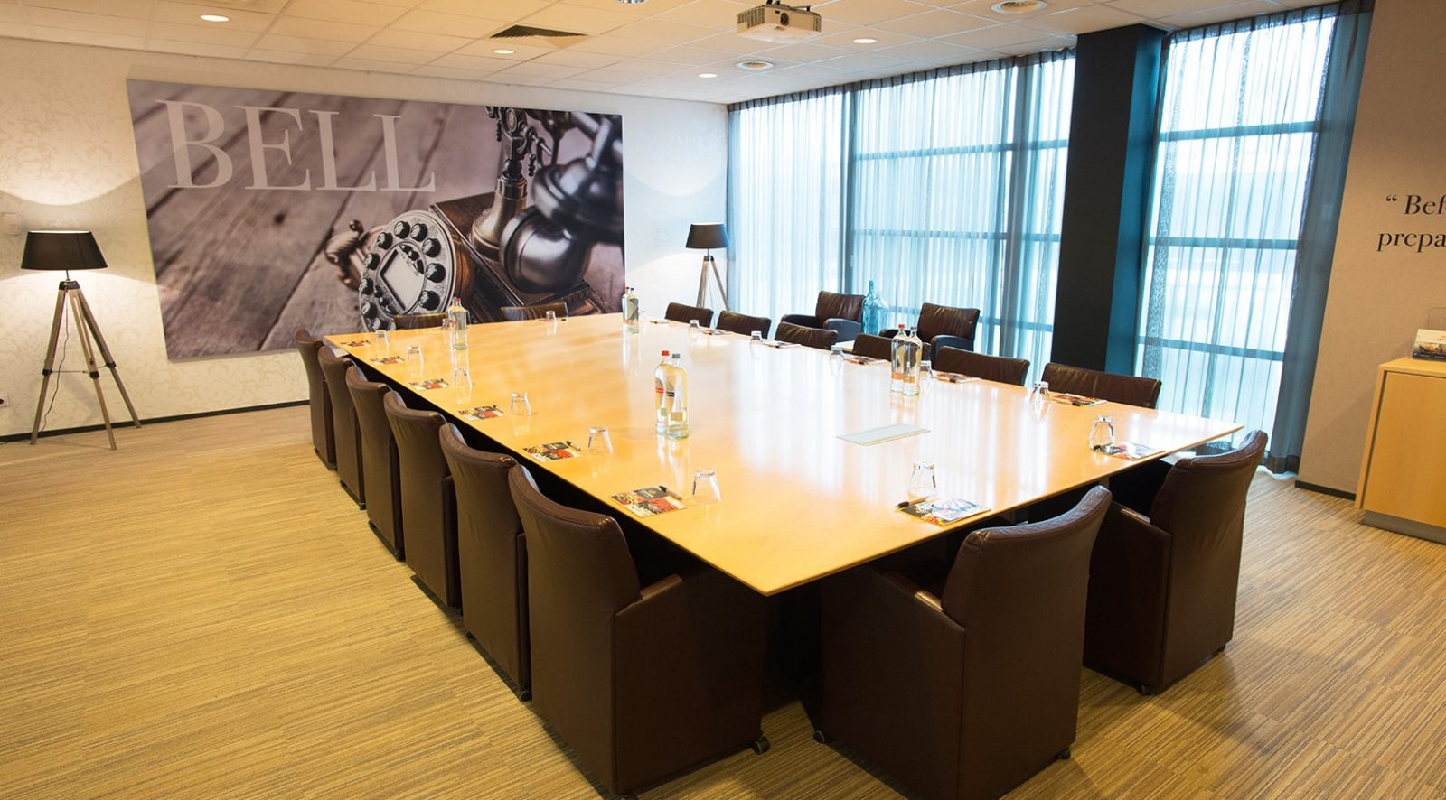 Vergaderzaal in Gilze-Rijen | Crown Business Center Gilze-Rijen