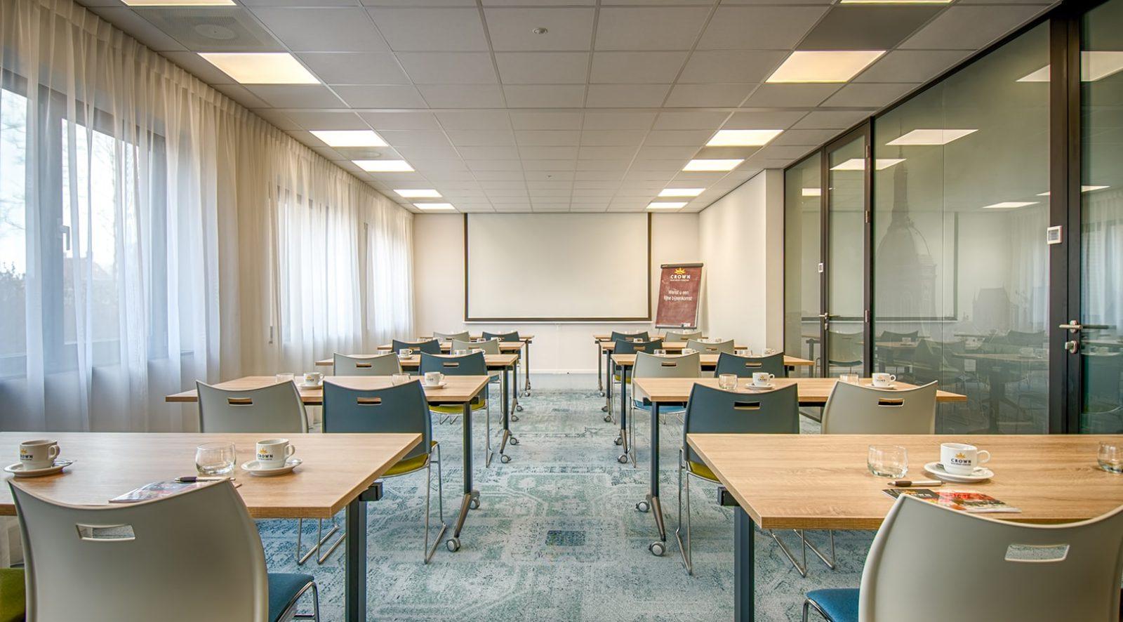 Vergaderen in Leiden | Crown Business Center Leiden Key-Point