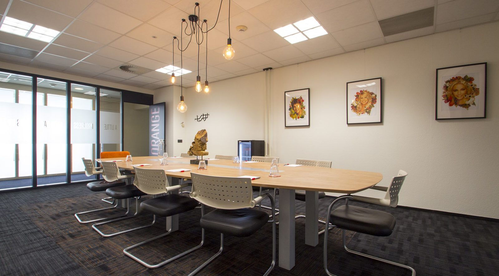 Vergaderzaal huren | Crown Business Center Aalsmeer