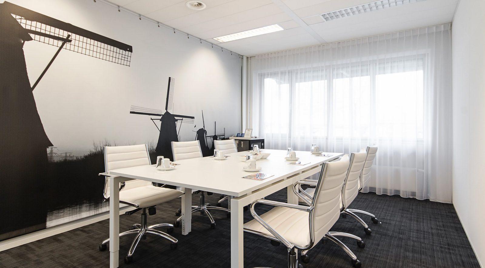 Vergaderruimte Bodengraven | Crown Business Center