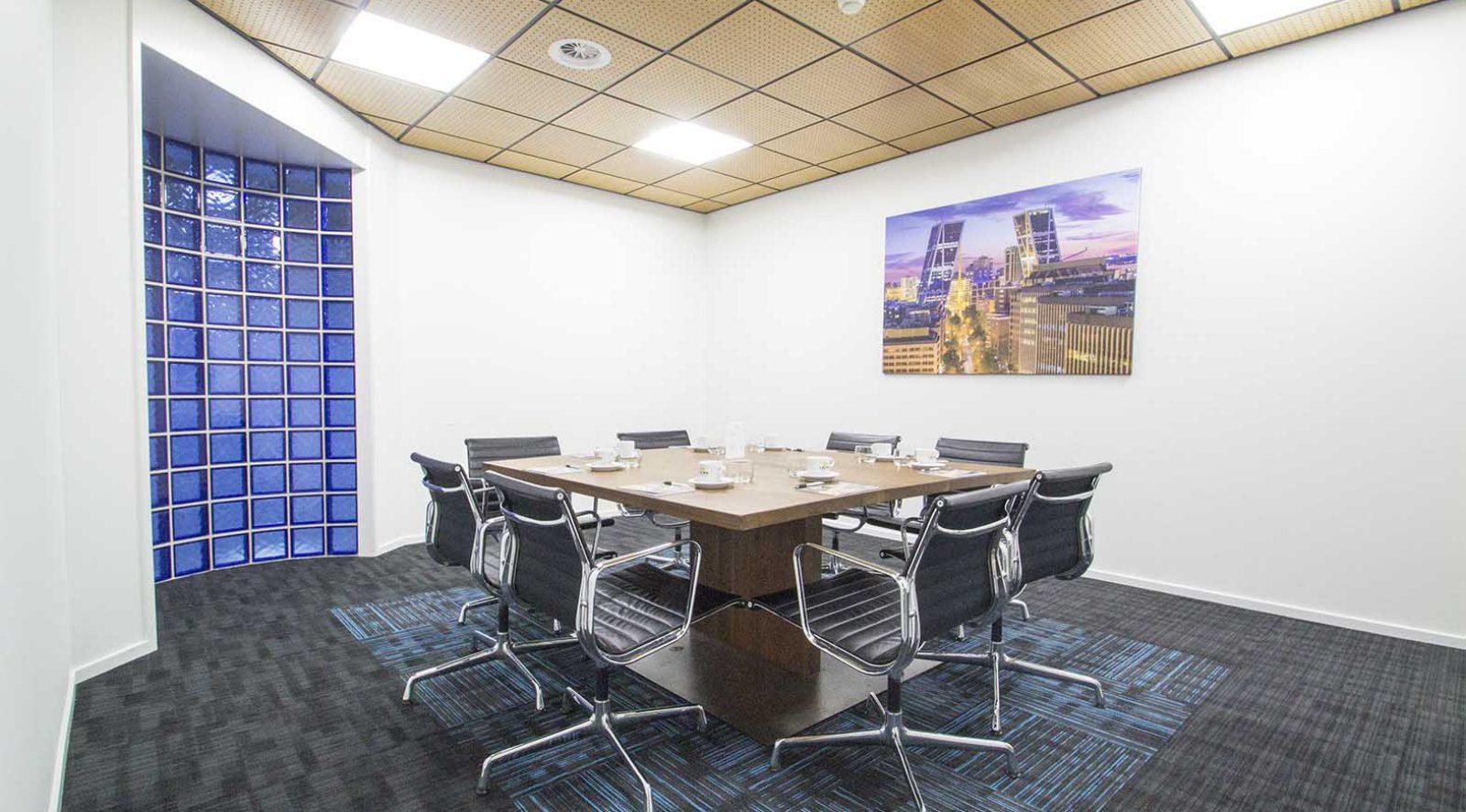 Vergaderruimte reserveren Haarlem | Crown Business Center Haarlem