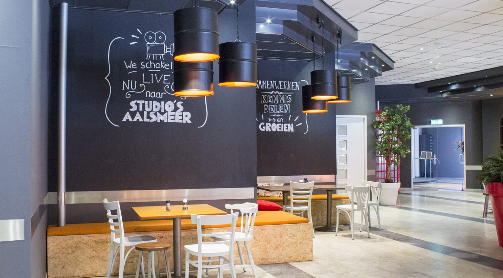 Restaurant | Crown Business Center Aalsmeer