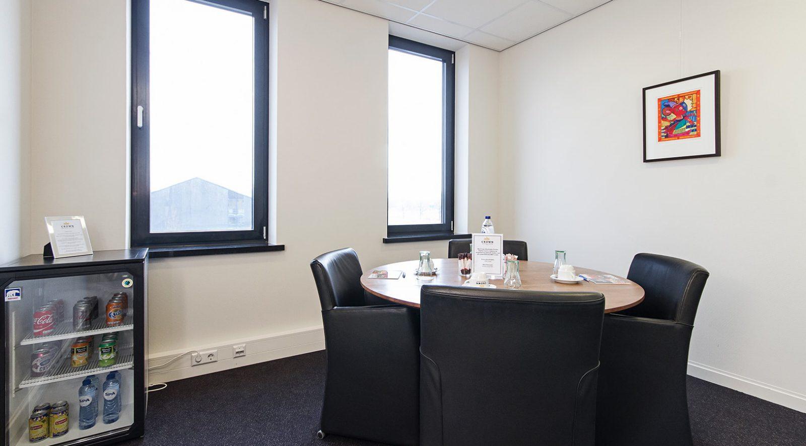Vergaderen in Alphen aan den Rijn | Crown Business Center