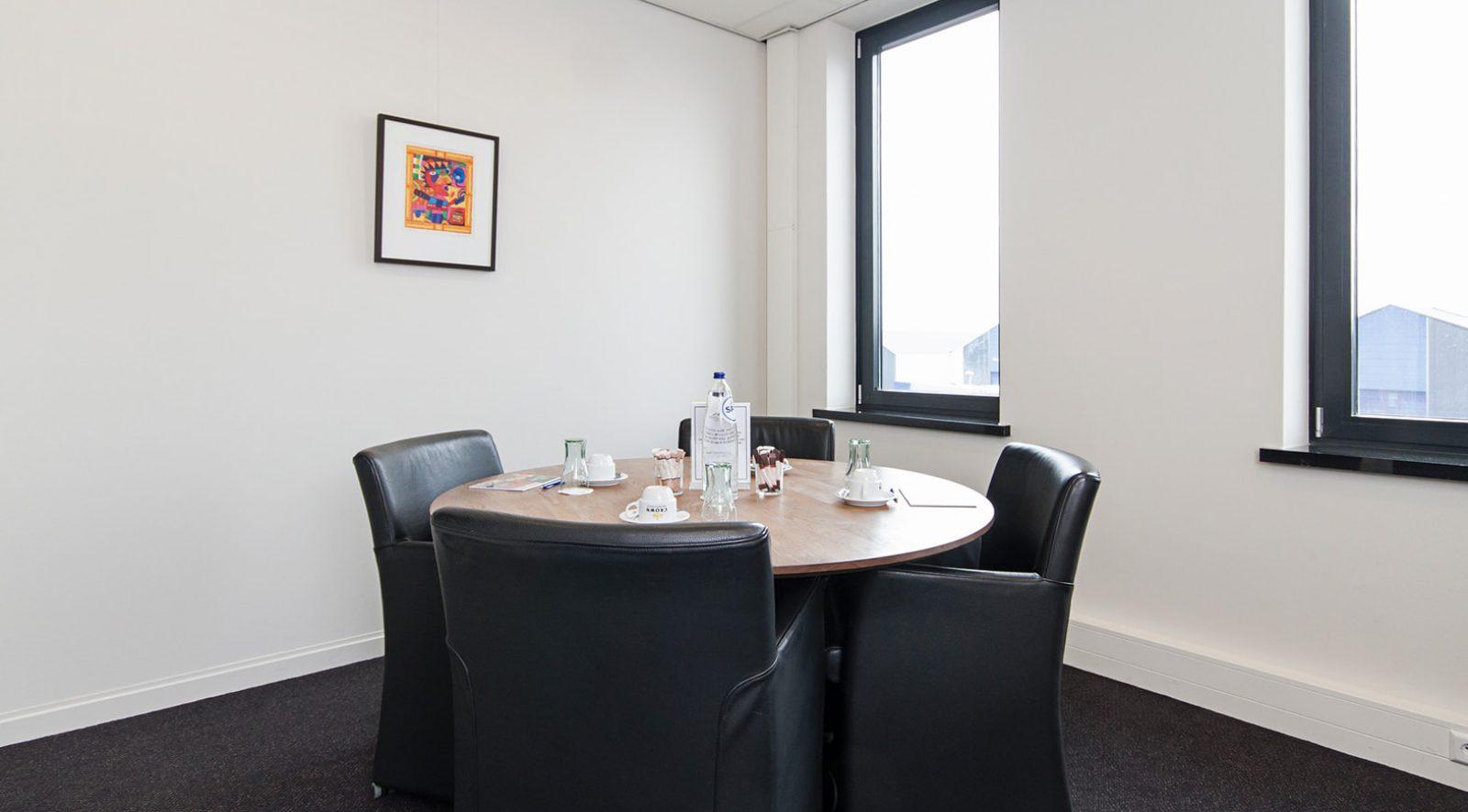Vergaderruimte in Alphen aan den Rijn | Crown Business Center