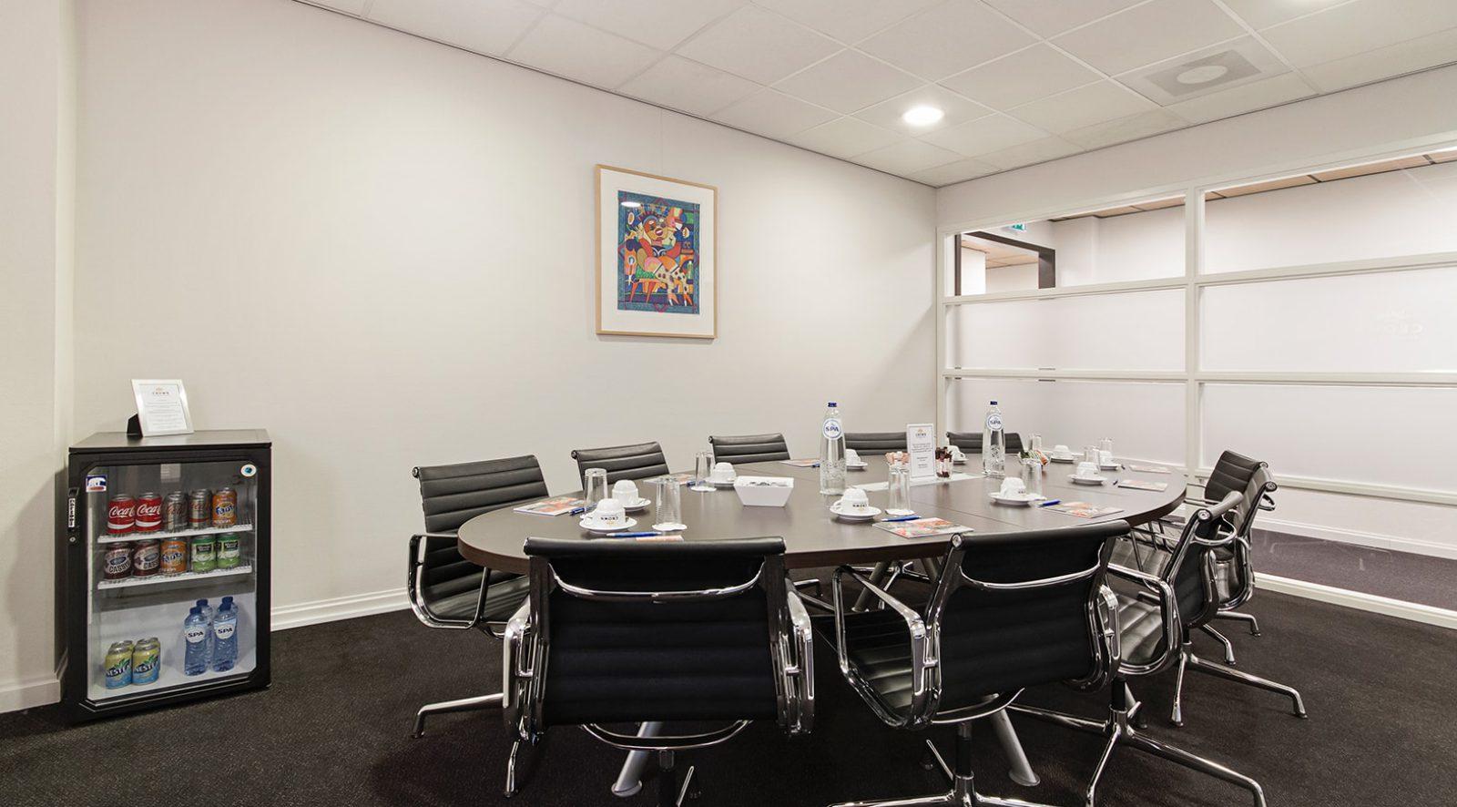 Vergaderzaal in Alphen aan den Rijn | Crown Business Center