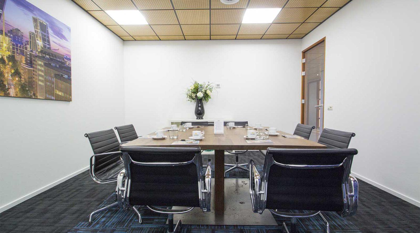 Vergaderruimte huren | Crown Business Center Haarlem