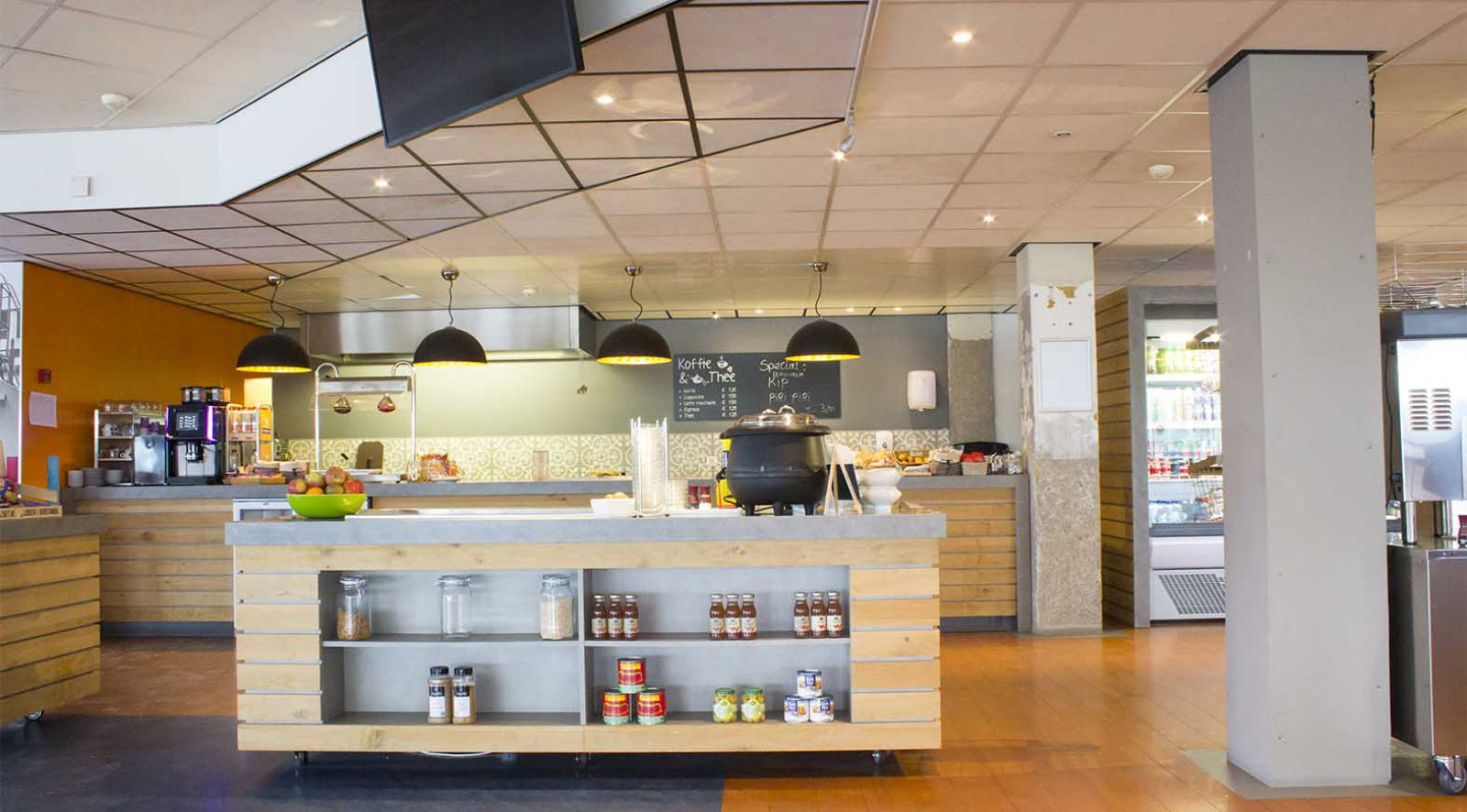 Restaurant | Crown Business Center Haarlem