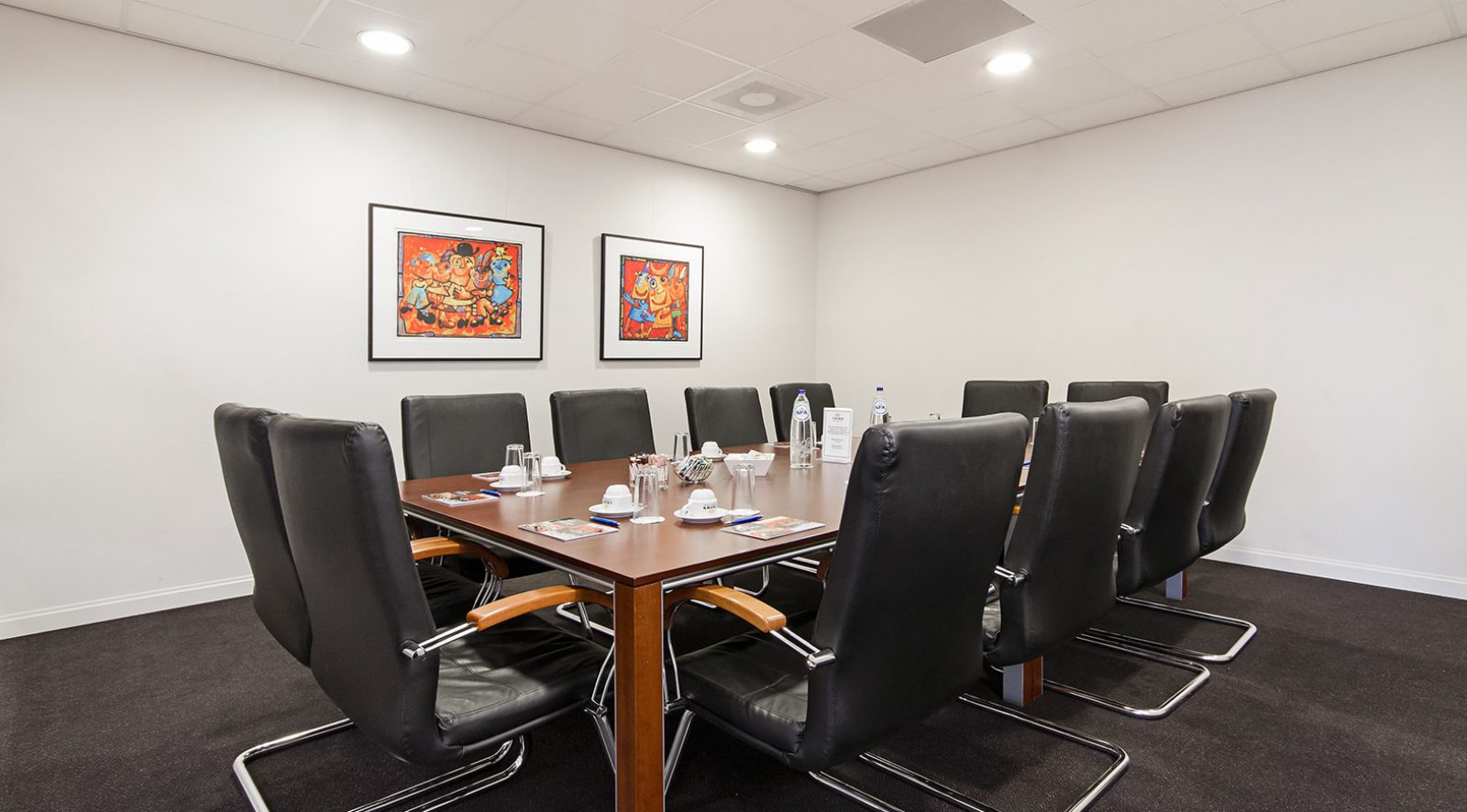 Vergaderruimte Alphen aan den Rijn | Crown Business Center