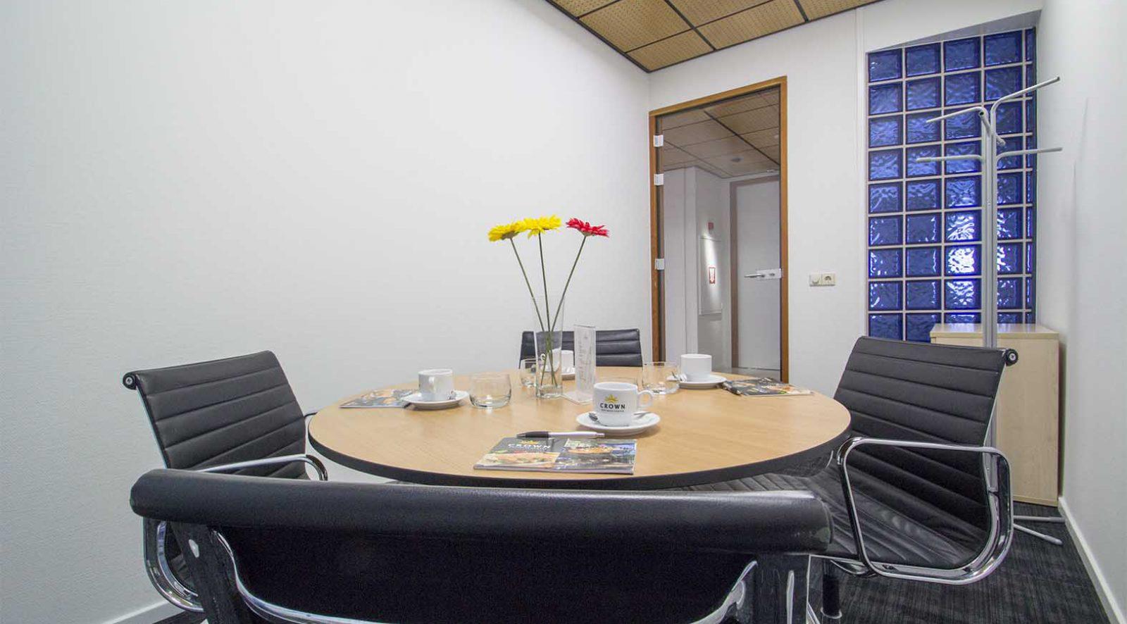 Vergaderzaal | Crown Business Center Haarlem