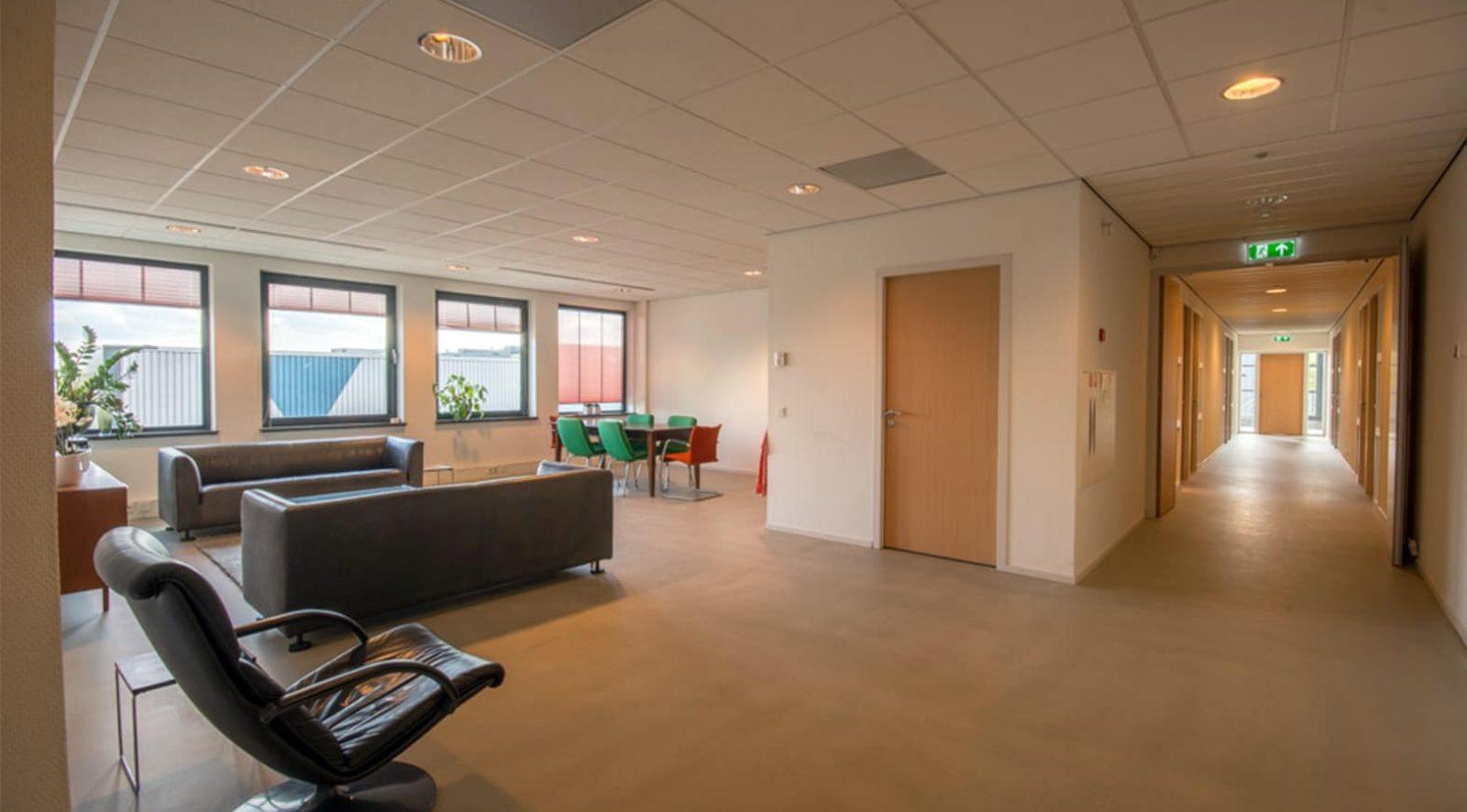 Kantoor in Haarlem   Crown Business Center II
